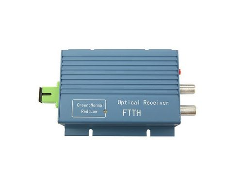 catv ftth active micro agc optical receiver