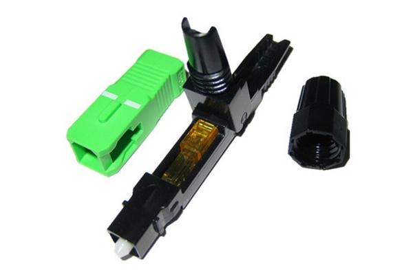Fiber Optic Fast Connector